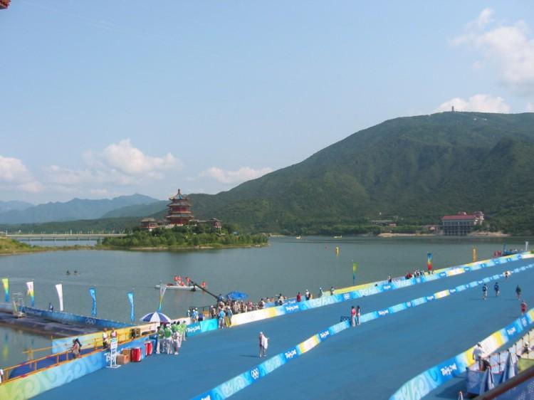 Beijing triathlon venue